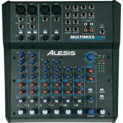 Alesis Multimix 8USB