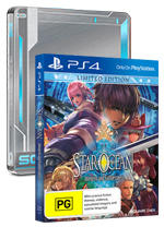 Square Enix Star Ocean Integrity and Faithlessness [SteelBook Edition] (PS4)