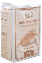 Nett Food Tönkölybúzaliszt, teljes kiőrlésű (TBL-300) 1kg