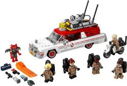 LEGO Ghostbusters - Ecto-1 & 2 (75828)