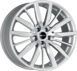 Mak Barbury Silver CB63.4 5/108 20x8.5 ET45