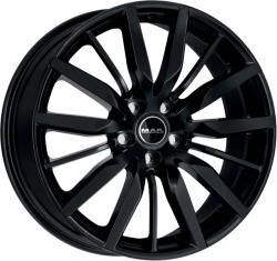 Mak Barbury Gloss Black CB63.4 5/108 20x8.5 ET45