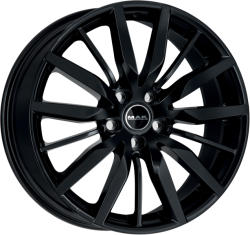 Mak Barbury Gloss Black CB72.6 5/120 20x9.5 ET53