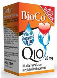 BioCo Q10 20mg vízzel elegyedő kapszula - 90 db