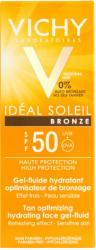 Vichy Ideal Soleil barnulást segítő gél-fluid SPF 50 50ml