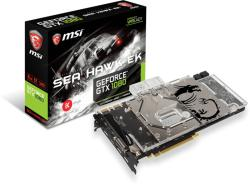 MSI GeForce GTX 1080 8GB GDDR5X 256bit PCIe (GTX 1080 SEA HAWK EK X)