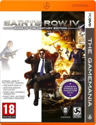 Deep Silver Saints Row IV [Game of the Century Edition-The Gamemania] (PC)