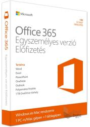 Microsoft Office 365 Personal HUN (1 User/1 Year) QQ2-00527