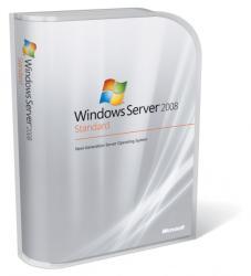 Microsoft Windows Server 2008 Standard 6UA-00565