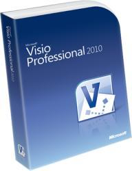Microsoft Visio 2010 Professional D87-04397