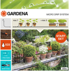 GARDENA Micro-Drip-System Start Set - M (13002)