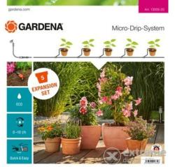 GARDENA Micro-Drip-System Expansion Set - L (13005)