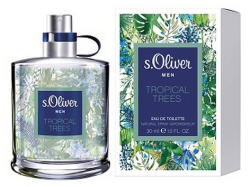 s.Oliver Tropical Trees EDT 30ml