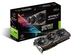 ASUS GeForce GTX 1080 8GB GDDR5X 256bit PCIe (ROG STRIX-GTX1080-8G-GAMING)