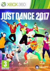 Ubisoft Just Dance 2017 (Xbox 360)
