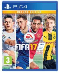Electronic Arts FIFA 17 [Deluxe Edition] (PS4)
