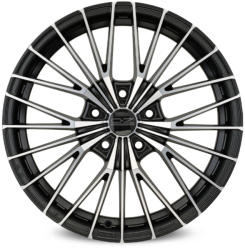 OZ Ego Matt Black Diamond Cut CB60.1 5/114.3 16x7.5 ET45