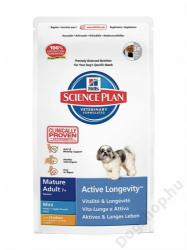 Hill's SP Canine Active Longevity Mature Adult Mini Chicken 3x7,5kg
