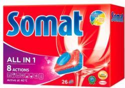 Somat All in 1 Mosogatógép Tabletta (26db)
