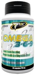 Trec Nutrition Omega 3-6-9 kapszula - 120 db