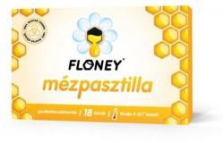 Floney Mézpasztilla - 18 db