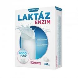 Yes Pharma Laktáz Enzim rágótabletta - 60 db