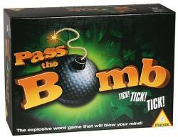 Piatnik Pass the Bomb - angol nyelvű