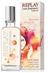 Replay Your Fragrance! Refresh for Her EDC 20ml