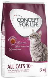 Concept for Life All Cats 10+ 3x3kg