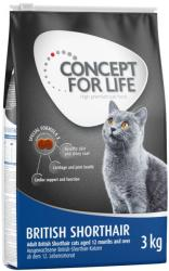 Concept for Life British Shorthair 3x3kg