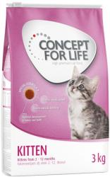 Concept for Life Kitten 3x3kg