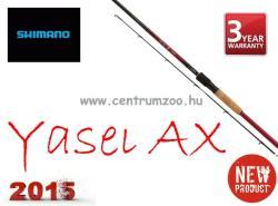 Shimano Yasei Red AX Dropshot 250cm/7-28g (SYARAXDS25)