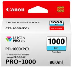 Canon PFI-1000PC Photo Cyan