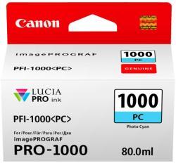 Canon PFI-1000PC Photo Cyan