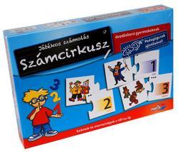 Noris Játékos számolás - Számcirkusz társasjáték