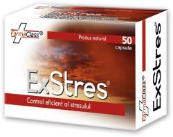 FarmaClass ExStres - 50 comprimate