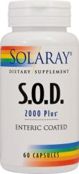 SOLARAY SOD 2000 Plus - 60 comprimate