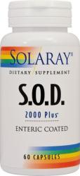 SOLARAY SOD 2000 Plus - 60 comprimate