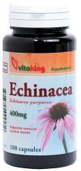 Vitaking Echinacea 400mg - 100 comprimate