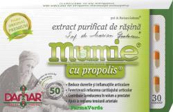 Damar General Trading Mumie cu Propolis - 30 comprimate