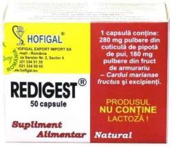 Hofigal Redigest - 50 comprimate