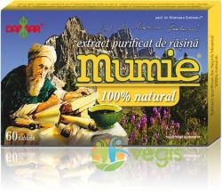 Damar General Trading Mumie natural - Extract purificat de rasina - 60 comprimate