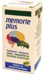 Hypericum Plant Memorie Plus - 60 comprimate