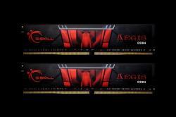 G.SKILL Aegis 8GB (2x4GB) DDR4 2400MHz F4-2400C15D-8GIS