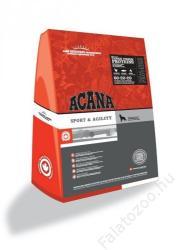 ACANA Sport & Agility 2x11,4kg
