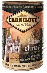 CARNILOVE Puppy - Salmon & Turkey 400g