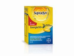 BAYER Supradyn Energia 50+ tabletta - 30 db
