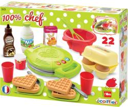 Ecoiffier Chef gofrisütő játékszett (2631)