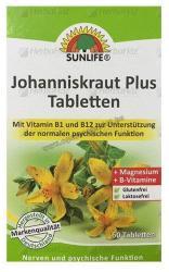 Sunlife Orbáncfű Plusz tabletta - 60 db