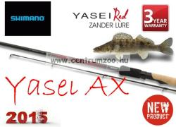 Shimano Yasei Red AX Zander Jiggin 185 (SYARAXZDRJ185)